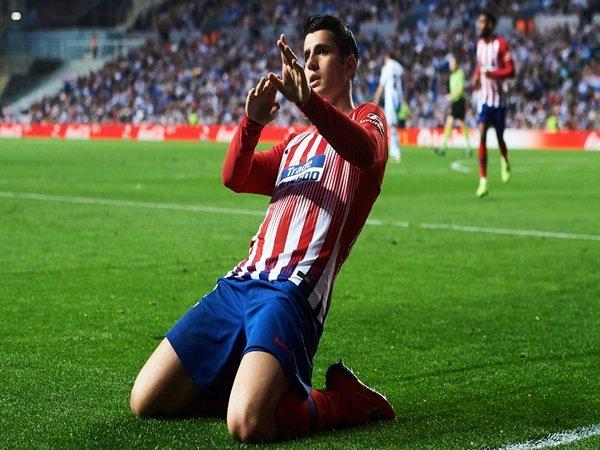 Atletico Madrid Kabulkan Keinginan Alvaro Morata