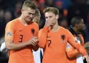 De Jong Berharap De Ligt Ikuti Jejaknya ke Barcelona
