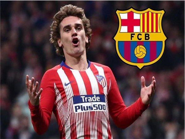 Presiden Atletico Madrid Indikasikan Kepindahan Griezmann ke Barcelona Masih Diragukan