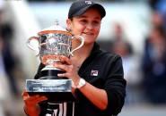Hasil French Open: Dominasi Marketa Vondrousova, Ashleigh Barty Naik Podium Juara