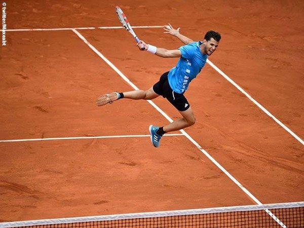 Hasil French Open: Tundukkan Novak Djokovic, Dominic Thiem Kembali Ke Final