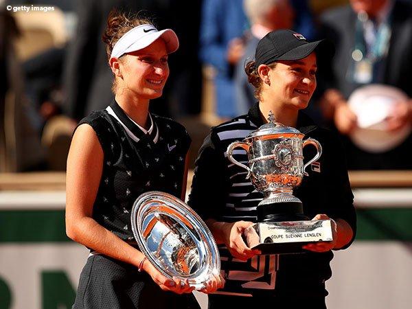 Petualangan Di French Open 2019 Akan Mengubah Kehidupan Marketa Vondrousova