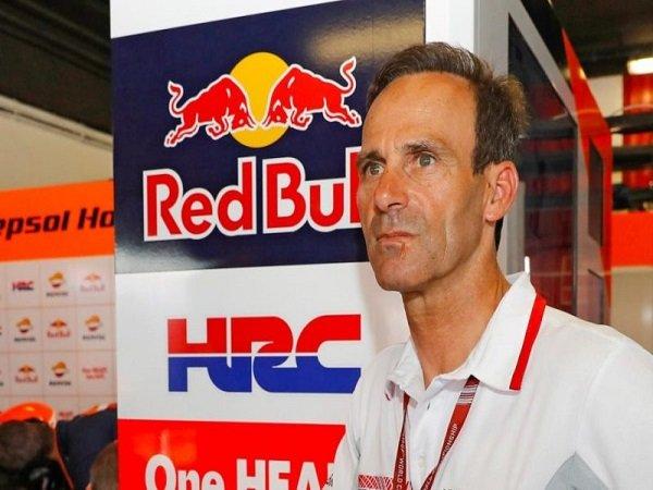 Bos Honda Tetap Puas Meski Marquez Gagal Menang di MotoGP Italia