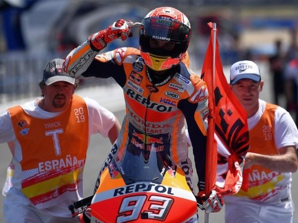 CEO Ducati: Marquez Adalah Binatang Buas yang Sulit Ditaklukkan