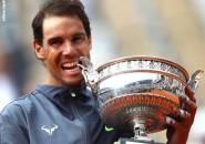 Hasil French Open: Rafael Nadal Kantongi Gelar Ke-12