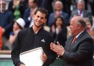 Jatuh Bangun Dominic Thiem Menuju Final French Open