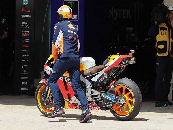 Lorenzo Berikan Ide Untuk Perkembangan Motor RC213V