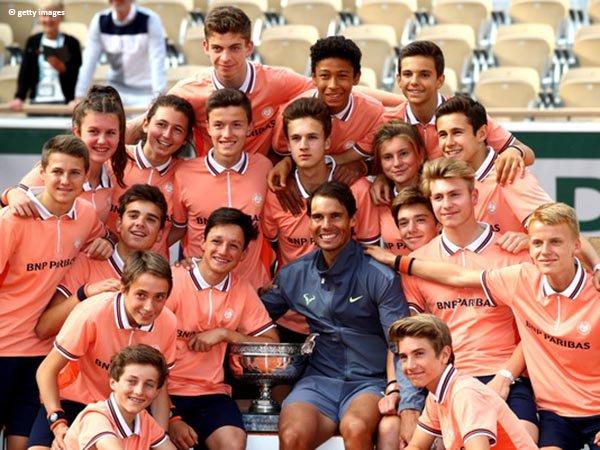Setelah Gelar French Open Ke-12, Rafael Nadal Bidik Gelar Wimbledon
