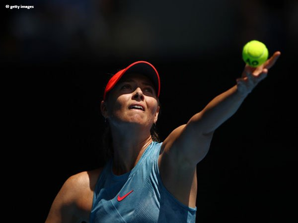 Absen Cukup Lama, Maria Sharapova Siap Kembali Beraksi