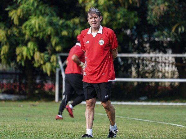 Banuelos Terapkan Konsep Baru dalam Latihan Persija
