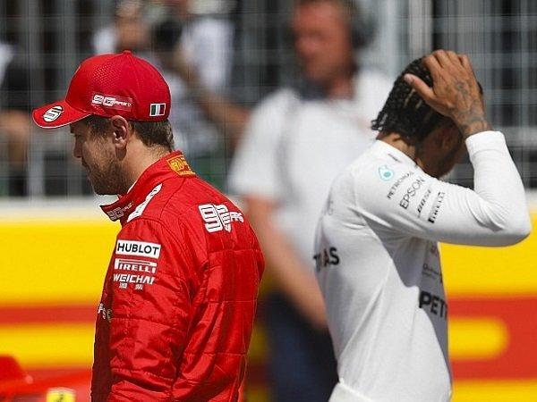 Hamilton Bakal Lakukan Hal yang Sama Seperti Vettel