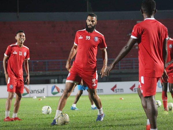 Isi Kekosongan Jadwal Pertandingan, Arema FC Gelar Uji Coba