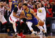 Menangi Game 5, Warriors Perpanjang Nafas di Laga Final