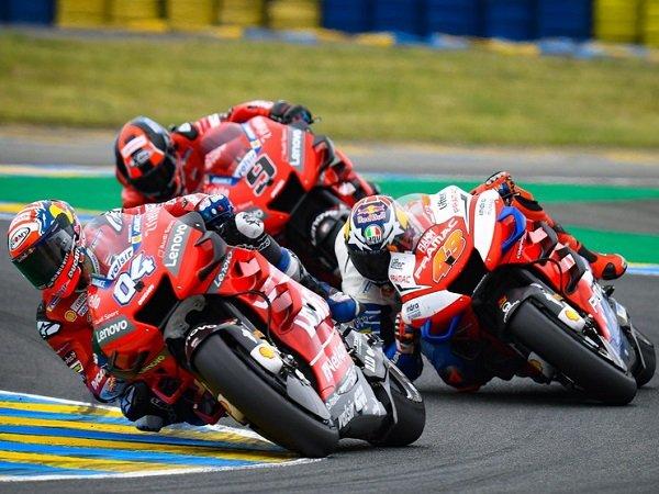 Perkembangan Motor Ducati Sudah Mulai Tunjukkan Hasil Manis