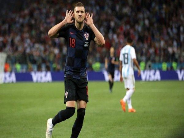 Atletico Madrid Incar Rebic Gantikan Antoine Griezmann
