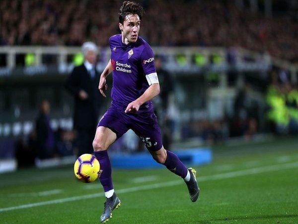 Fiorentina Bujuk Target Inter Untuk Bertahan di Artemio Franchi