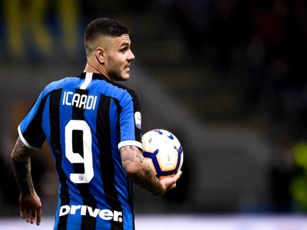 Inter Tawarkan Icardi Kepada Duo Madrid