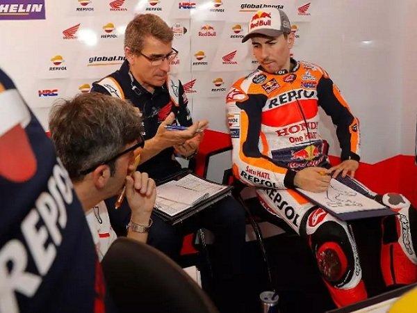 Lorenzo Kian Optimistis Hadapi MotoGP Catalunya Usai Kunjungan ke Markas Honda