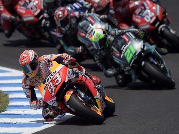 Marquez Berharap Dapat Teruskan Tren Positif di Catalunya
