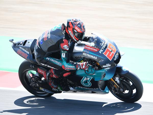 Quartararo Optimistis Dapat Pulih Sebelum GP Catalunya
