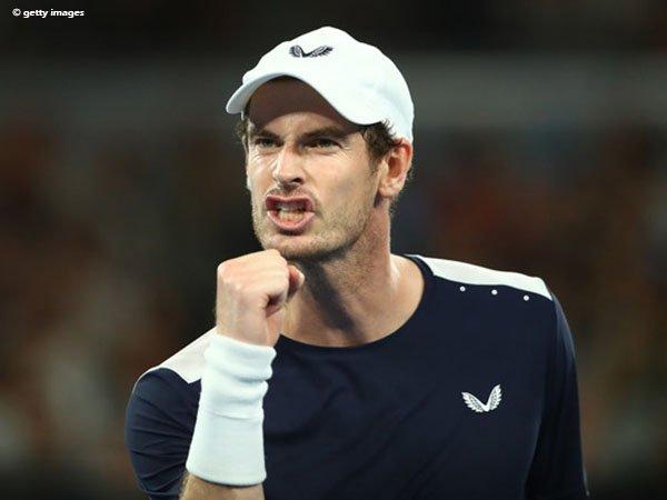 Andy Murray Berharap Kembali Turun Di Nomor Tunggal Musim Ini