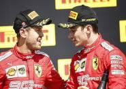 Ferrari Akui Tak Beri Tahu Leclerc Tentang Penalti Vettel