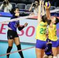 FIVB Volleyball Nations League 2019: Brazil Tundukkan Thailand 3-0