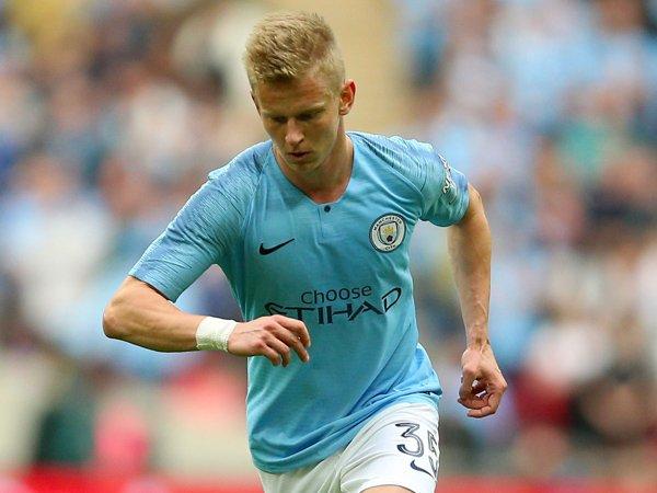 Manchester City Segera Ekstensi Masa Bakti Zinchenk