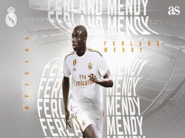 Real Madrid Ikat Mendy dengan Durasi Kontrak Enam Tahun