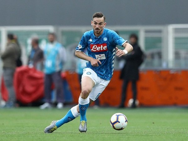 Diminati Real Madrid, Fabian Ruiz Tegaskan Bertahan di Napoli