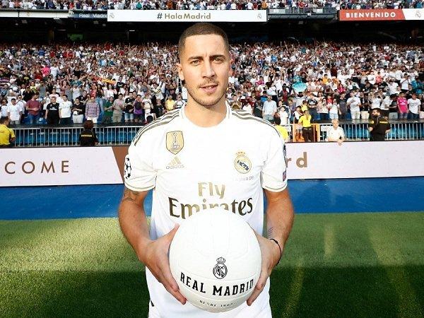 Hazard Klaim Modric Enggan Berikan Nomor Punggung 10 Real Madrid