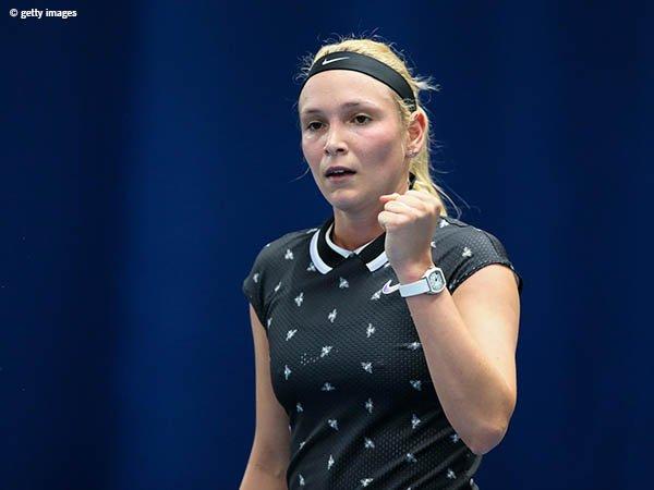 Lakoni Laga Terbaik Di Nottingham, Donna Vekic kembali Ke Perempatfinal