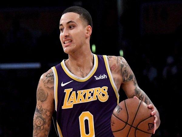 Los Angeles Lakers Enggan Lepas Kyle Kuzma Untuk Ditukar Dengan Anthony Davis