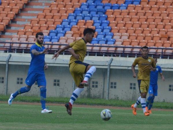 Pelatih Persib B Mulai Kantongi Nama Pemain Yang Lolos Trial
