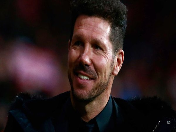 Perayaan 25 Tahun Kebersamaan Diego Simeone dengan Atletico Madrid