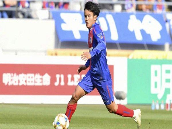 Real Madrid Datangkan 'Messi Jepang'