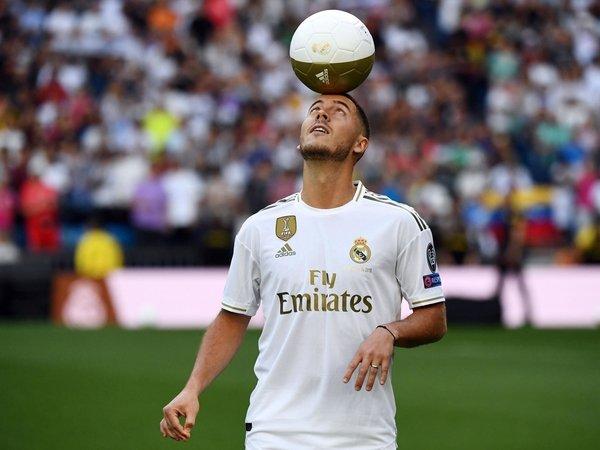 Roberto Martinez: Hazard Akan Ubah Masa Depan La Liga