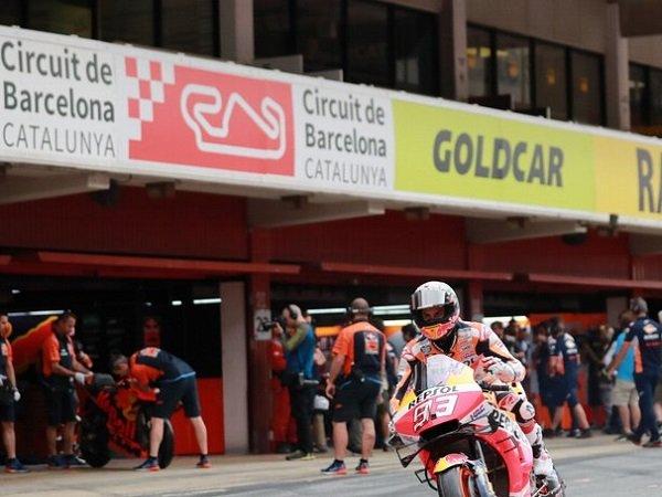 Iniliah Penyebab Marquez Tercecer ke Peringkat Bawah di FP2