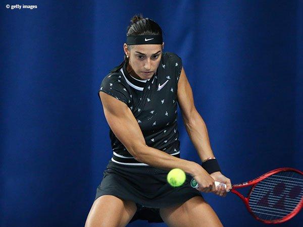 Lalui Laga Menantang, Caroline Garcia Lolos Ke Semifinal Di Nottingham