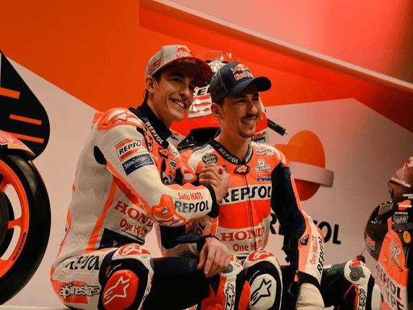 Lorenzo Terus Mendapat Perhatian Honda, Marquez Mengaku Tidak Cemburu