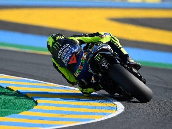 Usai Terpuruk di Mugello, Rossi Mulai Bangkit di Hari Pertama GP Catalunya