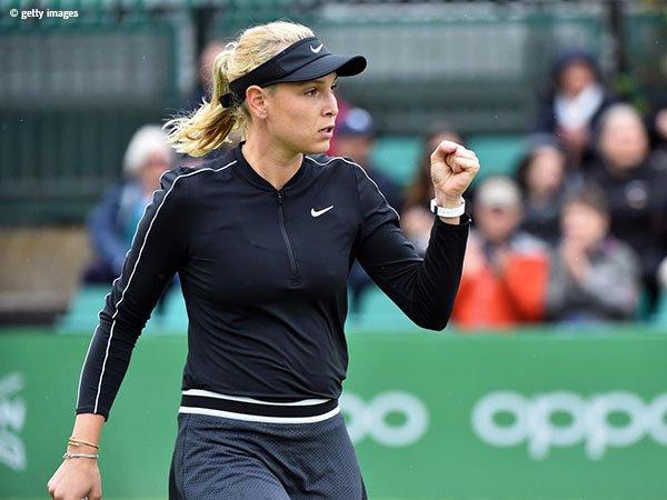 Donna Vekic Kembali Ke Final Di Nottingham