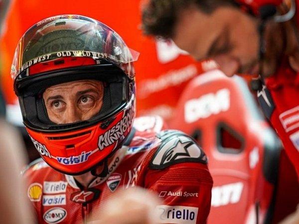 Dovizioso Waspadai Kekuatan Yamaha di GP Catalunya