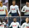 Enam Pemain Tottenham Masuk Daftar 100 Pemain Termahal di Lima Liga Utama Eropa
