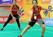 Febriana/Ribka Unggulan Teratas Malaysia International Series 2019