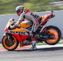 Hasil Balapan MotoGP Catalunya: Diwarnai Kecelakaan Brutal, Marquez Melesat Mulus Untuk Menang