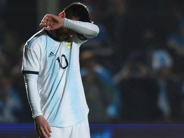 Kalah dari Kolombia, Messi Minta Argentina Tak Mengeluh