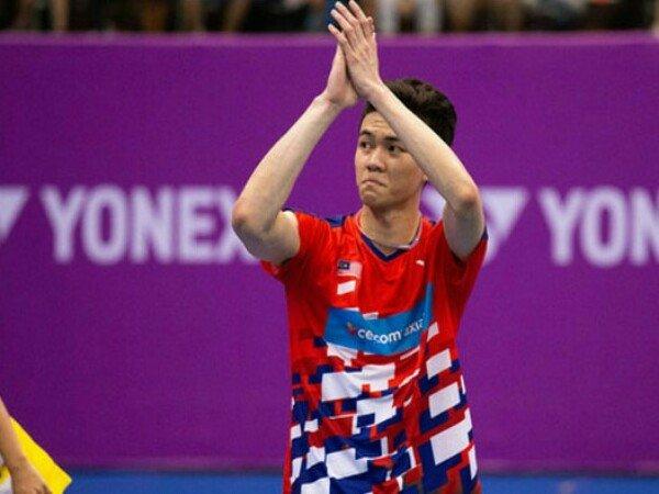 Lee Zii Jia Siap Gantikan Peran Lee Chong Wei