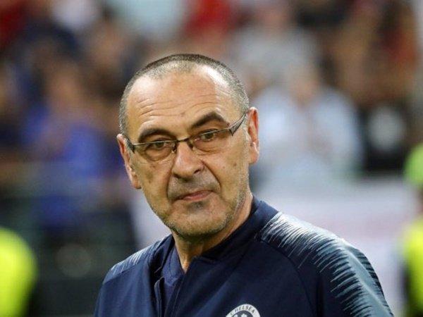 Resmi! Chelsea Umumkan Kepergian Maurizio Sarri ke Juventus