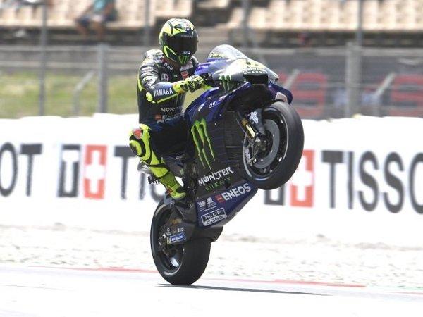 Rossi Anggap Pemilihan Ban Akan Pengaruhi Jalannya Balapan